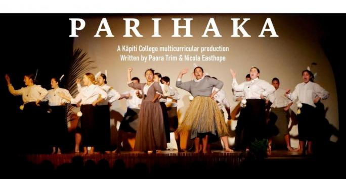 Review of Kāpiti production Parihaka
