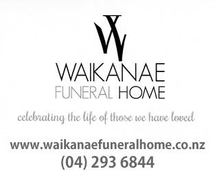 waikanae funeral