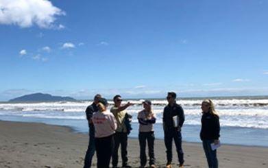 Takutai Kāpiti tackles coastline challenges