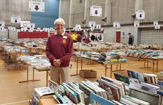 Charity Book Fair – read all about it